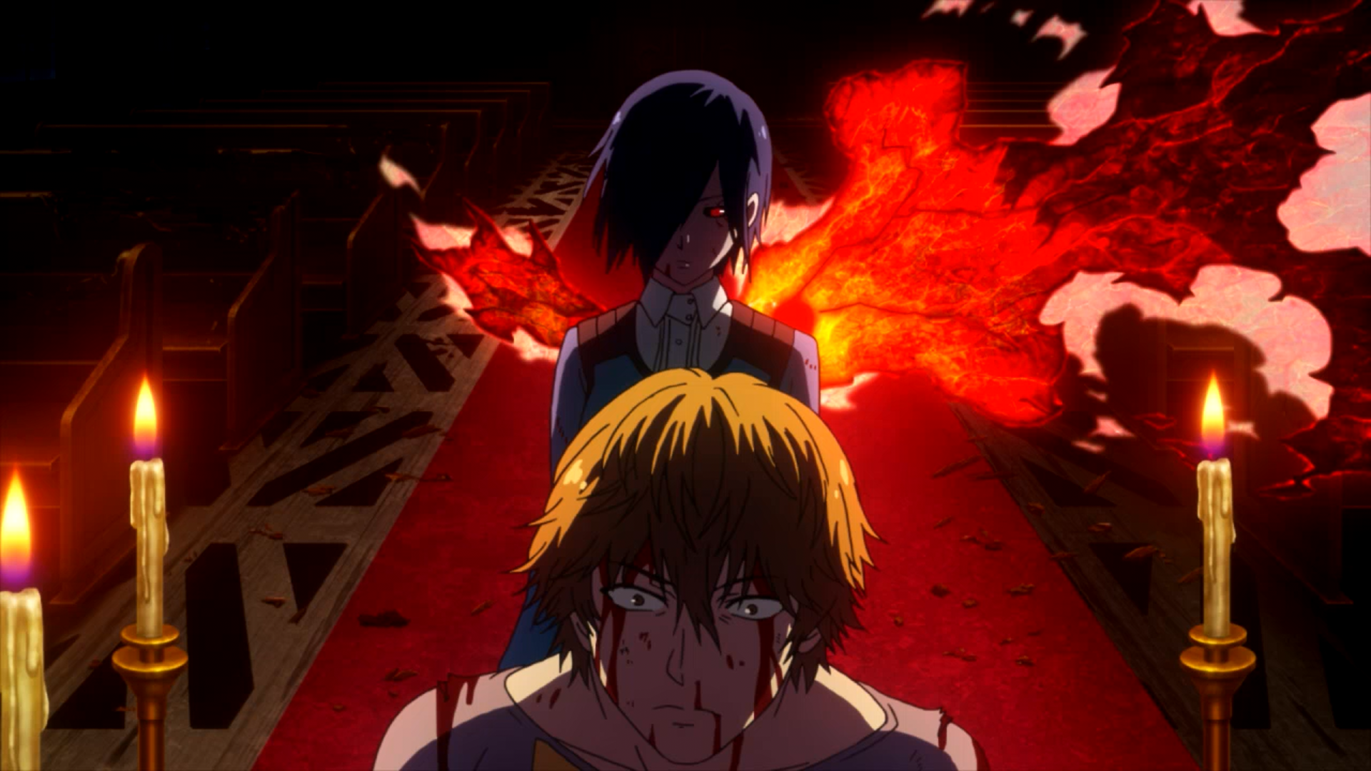 Tokyo Ghoul (Season 1) review – When Tone and Content